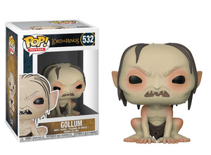 Pop! Movies: Lord Of The Rings - Gollum - Sheldonet Toy Store