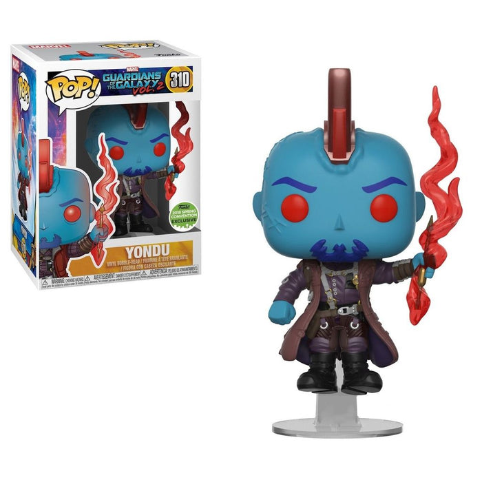 POP! Marvel: Guardian of the Galaxy Vol 2 - Yondu [ECCC 2018 Spring Convention]