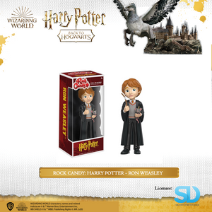Rock Candy: Harry Potter - Ron Weasley - Sheldonet Toy Store