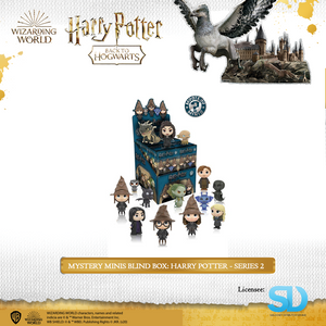 Mystery Minis Blind Box: Harry Potter - Series 2 - Sheldonet Toy Store