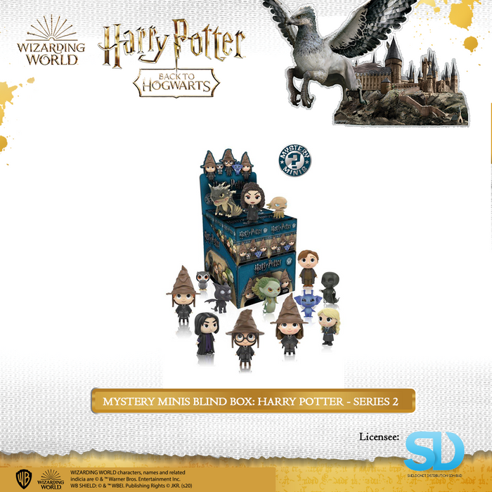 Mystery Minis Blind Box: Harry Potter - Series 2