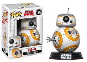 POP! Star Wars: EP8 - BB-8 - Sheldonet Toy Store