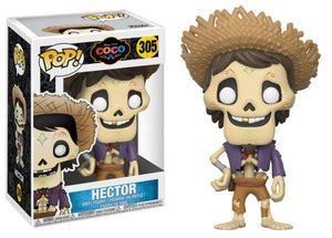 POP! Disney : Coco - Hector [Toy R Us Exclusive] - Sheldonet Toy Store