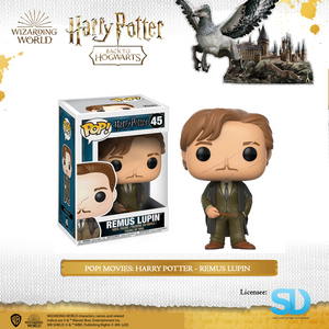 POP! Movies: Harry Potter - Remus Lupin - Sheldonet Toy Store
