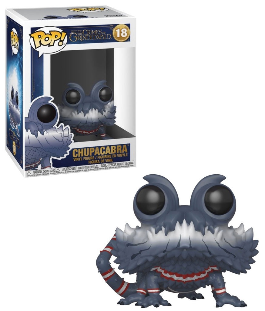 Pop! Movies: Fantastic Beasts 2 The Crimes of Grindelwald - Chupacabra - Sheldonet Toy Store