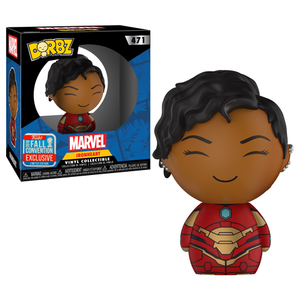 Dorbz: Marvel - Iron Heart [NYCC 2018 Exclusive] - Sheldonet Toy Store
