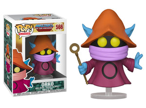 POP! TV: Masters Of The Universe - Battle Armor - Orko - Sheldonet Toy Store