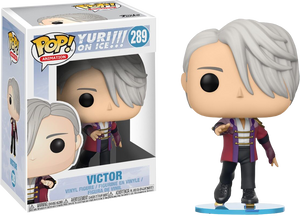 POP! Animation: Yuri On Ice!!! - Victor - Sheldonet Toy Store