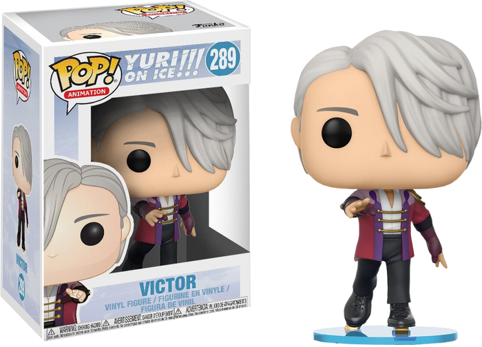POP! Animation: Yuri On Ice!!! - Victor