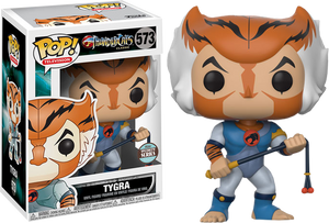 POP! Television: Thundercats - Tygra [Specialty Series] - Sheldonet Toy Store