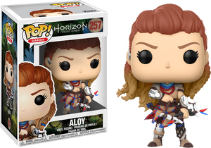 POP! Games: Horizon Zero Dawn - Aloy - Sheldonet Toy Store