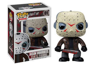Pop! Movies: Friday The 13th - Jason Voorhees - Sheldonet Toy Store
