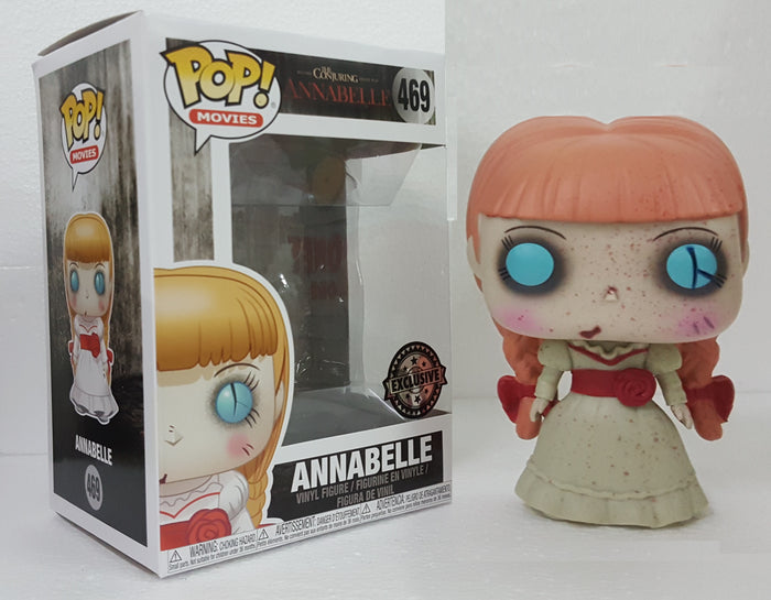 Pop! Movies: The Conjuring - Bloody Annabelle [Exclusive]
