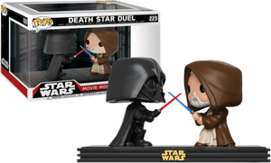 POP! Star Wars Movie Moments - Death Star Duel (Exclusive) - Sheldonet Toy Store