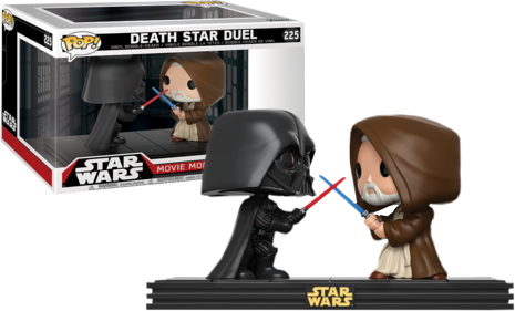 POP! Star Wars Movie Moments - Death Star Duel (Exclusive)