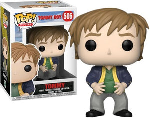 Pop! Movies: Tommy Boy - Tommy with Ripped Coat [Exclusive] - Sheldonet Toy Store