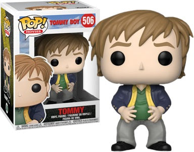 Pop! Movies: Tommy Boy - Tommy with Ripped Coat [Exclusive]
