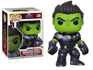 Pop! Games: Marvel - Future Fight - Amadeus Cho - Sheldonet Toy Store