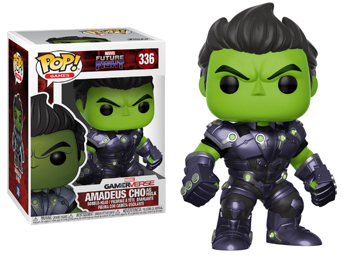 Pop! Games: Marvel - Future Fight - Amadeus Cho