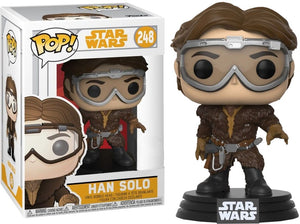 POP! Star Wars: Solo - Han Solo with Goggles [Exclusive] - Sheldonet Toy Store