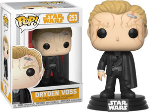 POP! Star Wars: Solo - Dryden Voss [Exclusive] - Sheldonet Toy Store