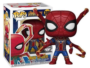 POP! Marvel Avengers Infinity War - Iron Spider With Claws [Exclusive] - Sheldonet Toy Store