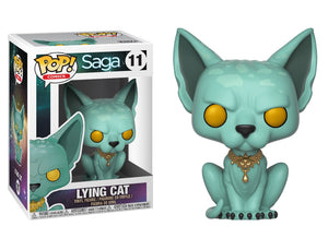 Pop! Comics: Saga - Lying Cat - Sheldonet Toy Store