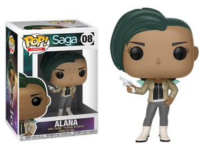 Pop! Comics: Saga - Alana - Sheldonet Toy Store