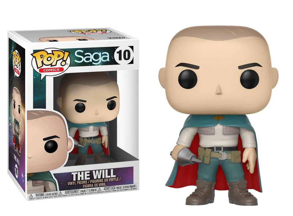 Pop! Comics: Saga - The Will - Sheldonet Toy Store