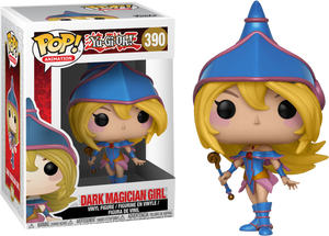 Pop! Animation: Yu-Gi-Oh - Dark Magician Girl - Sheldonet Toy Store