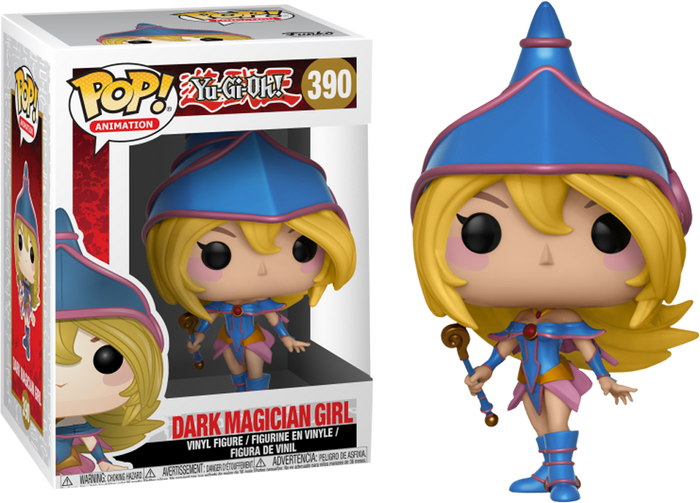 Pop! Animation: Yu-Gi-Oh - Dark Magician Girl