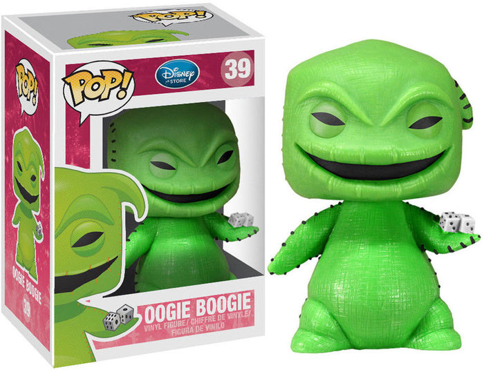 POP! Disney : Nightmare Before Christmas - Oogie Boogie