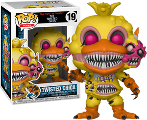 POP! Books: Five Nights At Freddy's - Twisted Chica - Sheldonet Toy Store