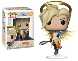 POP! Games: Overwatch - Mercy - Sheldonet Toy Store