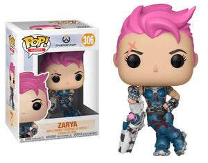 POP! Games: Overwatch - Zarya - Sheldonet Toy Store