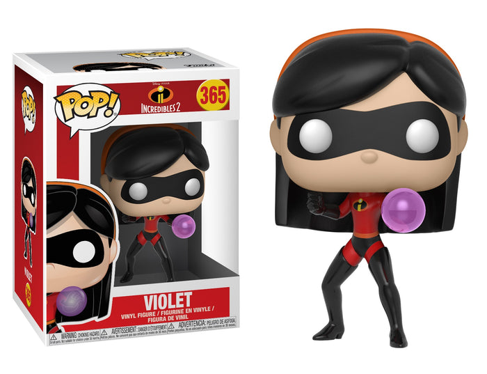 Pop! Disney : Incredibles 2 - Violet