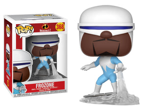 POP! Disney : Incredibles 2 - Frozone - Sheldonet Toy Store