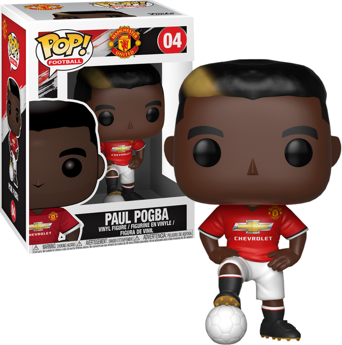 POP! EPL Football: Manchester United - Paul Pogba