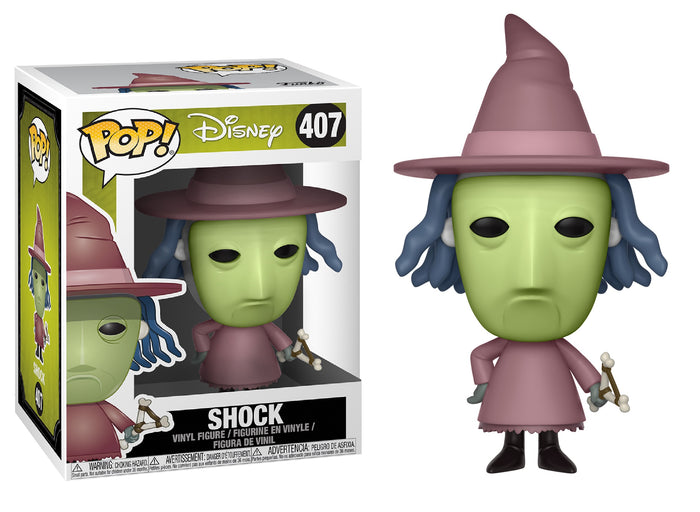 POP! Disney : Nightmare Before Christmas - Shock