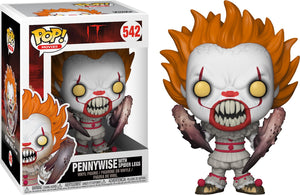 Pop! Movies: It - Pennywise with Spider Legs (Exclusive) - Sheldonet Toy Store