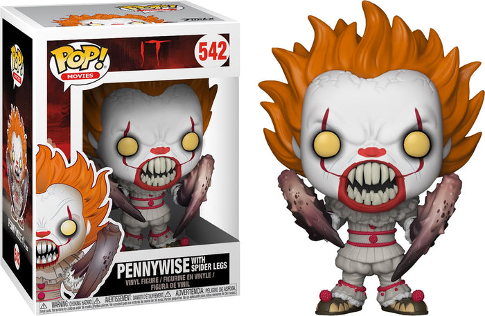 Pop! Movies: It - Pennywise with Spider Legs (Exclusive)