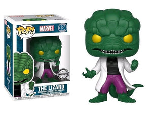 Pop! Marvel - Marvel Comics - The Lizard [Exclusive] - Sheldonet Toy Store