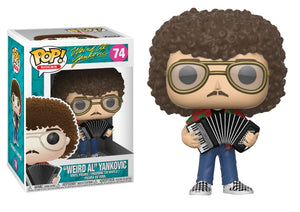 "POP! Rocks: ""Weird Al"" Yankovic - Sheldonet Toy Store"
