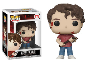 Pop! Movies: It - Stanley Uris - Sheldonet Toy Store