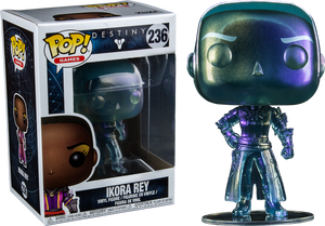 POP! Games: Destiny - Ikora Rey [Exclusive] - Sheldonet Toy Store