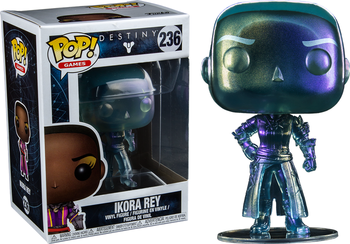 POP! Games: Destiny - Ikora Rey [Exclusive]