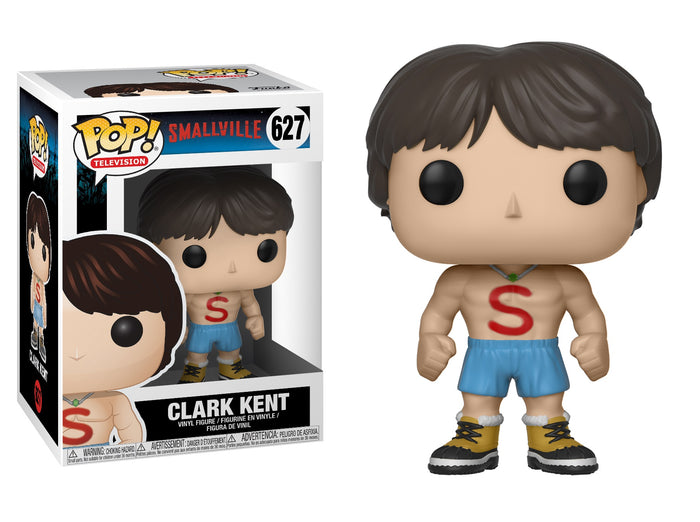 POP! TV: Smallville - Shirtless Clark Kent