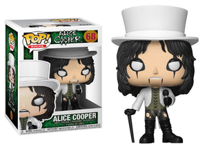 POP! Rocks: Alice Cooper - Sheldonet Toy Store