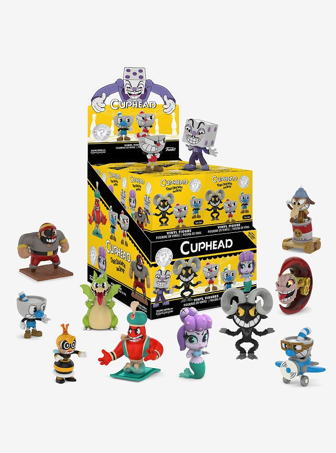 Mystery Minis Blind Box - Cuphead [Exclusive]