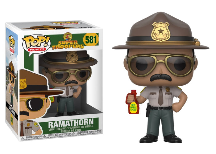 Pop! Movies: Super Trooper - Ramathorn